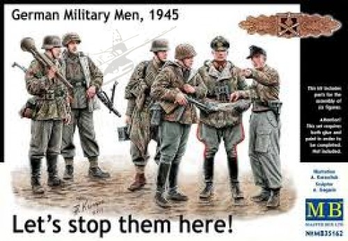 Let's stop them here 1945