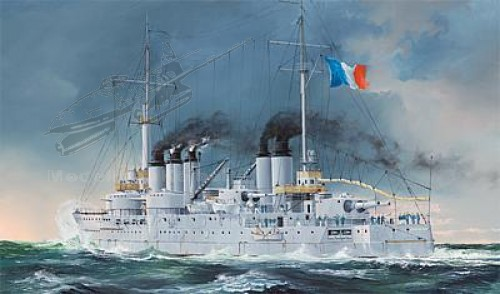 French Navy Pre-Dreadnought