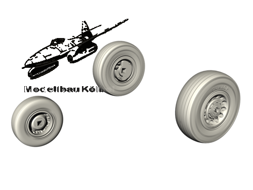 Sea Wixen-Wheels Set