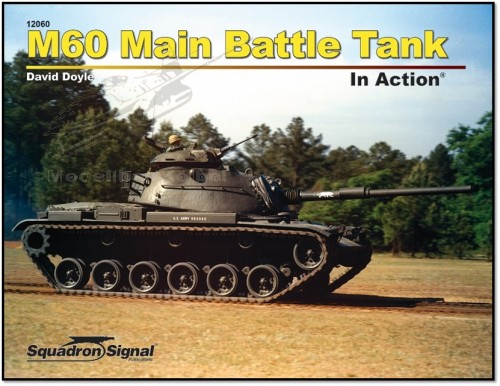 M60 Patton MBT in Action