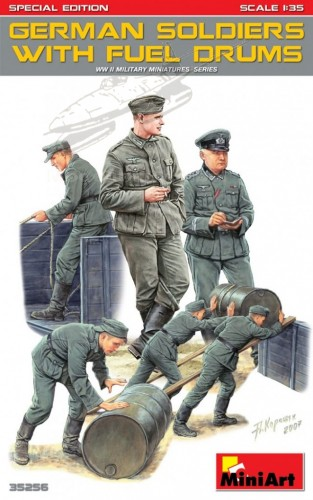 Germans Soldiers