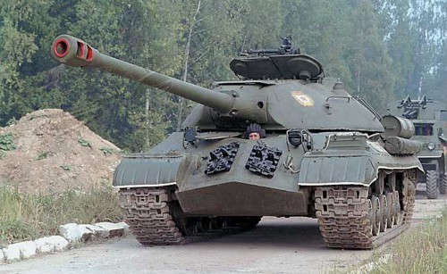 Soviet Heavy Tank IS-3
