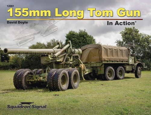 155mm Long Tom Gun