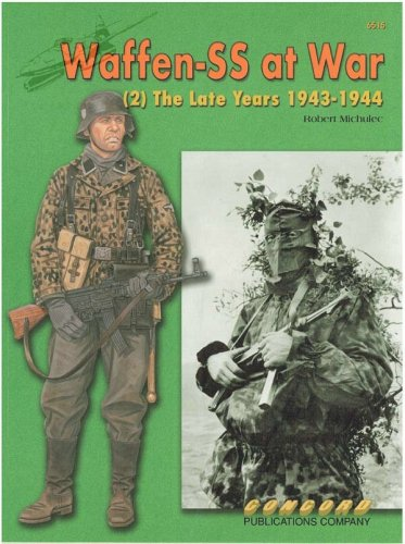 Waffen SS at WAR: (2) The late Years