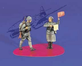 Russ. Infanterie WWII (2 Fig.)