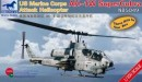 USMC AH-1W Super Cobra Attack Helicopter