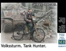 Volkssturm,Tank Hunter Germany,1944-45