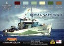 Royal Navy WWII Western Set 2 6x22ml.