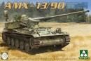 French Light Tank AMX 13/90