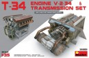 T-34Engine(V-2-34)&Transmission Set