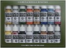 Model Color Set Folkstone Basics 16x17ml