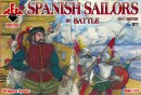 Spanish Sailors in Battle