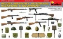 Soviet Infantry Autom. Weapons &