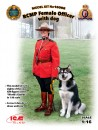 RCMP Female Officer