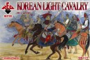 Korean light cavalry,