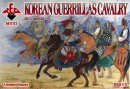 Korean guerrillas cavalry,