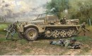 Sd. Kfz. 10 Demag D7 with