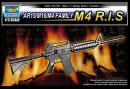 Small Arms: AR15/M16/M4 Family-M4R.I.S.