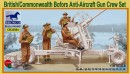 Brit./Commonwealth Bofors Gun Crew set