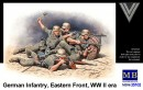 German Infantry, Eastern Front, WWII