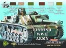 Camo Set Finnish Tank WWII